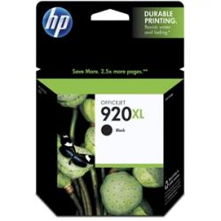 HP H-920XLBK(CD975AN) (Single Cartridge)