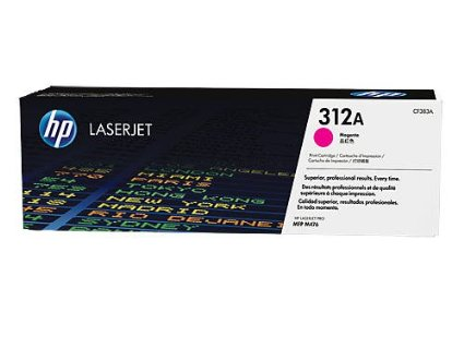 ~Brand New Original HP CF383A (312A) Laser Toner Cartridge Magenta