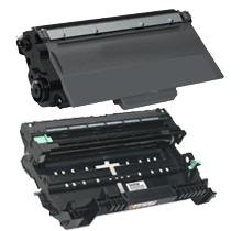 BROTHER DR720 / TN750 High Yield Laser Toner Cartridge Drum Unit COMBO PACK