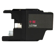 BROTHER LC75M High Yield INK / INKJET Cartridge Magenta