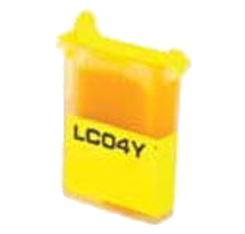 BROTHER LC04Y INK / INKJET Cartridge Yellow