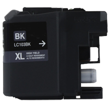 BROTHER LC103BK INK / INKJET Cartridge Black High Yield