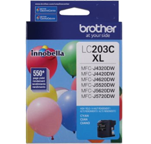 ~Brand New Original BROTHER INK LC203C INK / INKJET Cyan