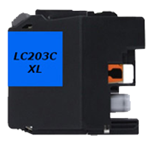 BROTHER LC203C-XL INK / INKJET High Yield Cartridge Cyan