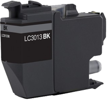 Brother LC3013BK High Yield Black INK / INKJET Cartridge