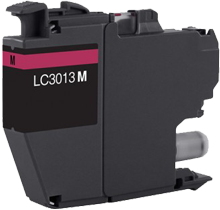 Brother LC3013M Magenta High Yield INK / INKJET Cartridge
