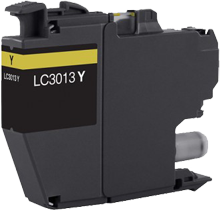 Brother LC3013Y High Yield Yellow INK / INKJET Cartridge