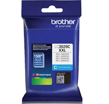 ~Brand New Original BROTHER LC3029C Extra High Yield INK / INKJET Cartridge Cyan