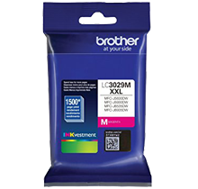 ~Brand New Original BROTHER LC3029M Extra High Yield INK / INKJET Cartridge Magenta
