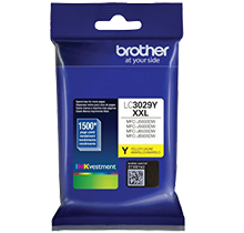 ~Brand New Original BROTHER LC3029Y Extra High Yield INK / INKJET Cartridge Yellow