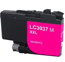 Brother LC3037M Magenta Ink Cartridge Extra High Yield
