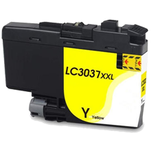 Brother LC3037Y Yellow Ink Cartridge Extra High Yield