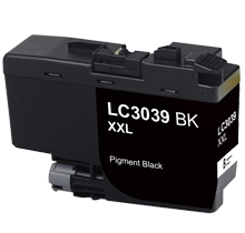 Brother LC3039BK Black Ink Cartridge Ultra High Yield
