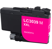 Brother LC3039M Magenta Ink Cartridge Ultra High Yield