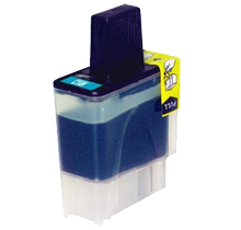BROTHER LC41C INK / INKJET Cartridge Cyan
