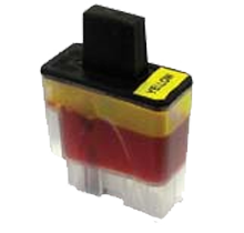 BROTHER LC41Y INK / INKJET Cartridge Yellow