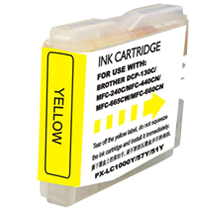 BROTHER LC51Y INK / INKJET Cartridge Yellow