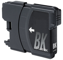 BROTHER LC61BK INK / INKJET Cartridge Black
