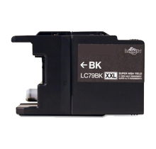 BROTHER LC79BKS Extra High Yield INK / INKJET Cartridge Black