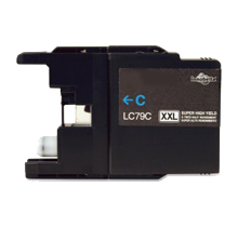 BROTHER LC79CS Extra High Yield INK / INKJET Cartridge Cyan