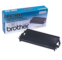 ~Brand New Original Brother PC-401 FILM CARTRIDGE AND ROLL