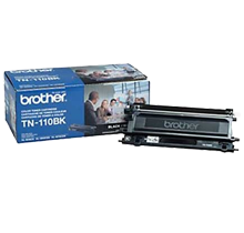 ~Brand New Original BROTHER TN110BK Laser Toner Cartridge Black