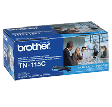 ~Brand New Original BROTHER TN115C Laser Toner Cartridge Cyan High Yield