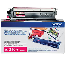 ~Brand New Original BROTHER TN210M Laser Toner Cartridge Magenta