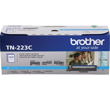 ~Brand New Original Brother TN223C Cyan Laser Toner Cartridge
