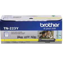 ~Brand New Original Brother TN223Y Yellow Laser Toner Cartridge