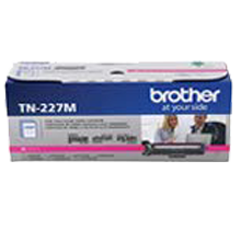 ~Brand New Original Brother TN227M Magenta High Yield Laser Toner Cartridge