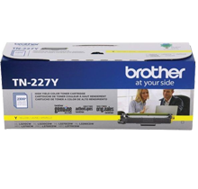 ~Brand New Original Brother TN227Y Yellow High Yield Laser Toner Cartridge