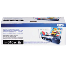 ~Brand New Original Brother TN310BK Laser Toner Cartridge Black