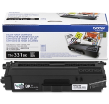 ~Brand New Original BROTHER TN331BK Laser Toner Cartridge Black