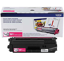 ~Brand New Original BROTHER TN331M Laser Toner Cartridge Magenta