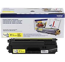 ~Brand New Original BROTHER TN331Y Laser Toner Cartridge Yellow