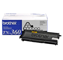 ~Brand New Original BROTHER TN360 Laser Toner Cartridge High Yield