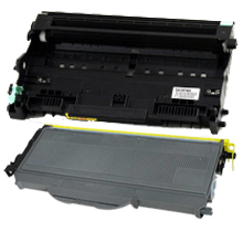 BROTHER DR360 / TN360 High Yield DRUM UNIT / Laser Toner Cartridge COMBO PACK