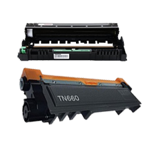 BROTHER DR630 & TN660 DRUM UNIT / Laser Toner Cartridge COMBO PACK