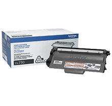 ~Brand New Original BROTHER TN750 High Yield Laser Toner Cartridge