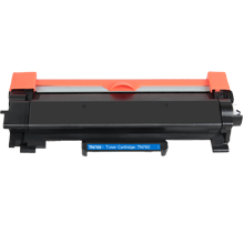 BROTHER TN760 High Yield Laser Toner Cartridge Black -NO CHIP-