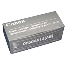 Canon D3 Staple cartridge