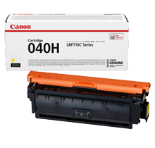 ~Brand New Original  CANON 0455C001 High Yield Laser Toner Cartridge Yellow