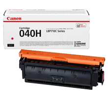 ~Brand New Original  CANON 0457C001 High Yield Laser Toner Cartridge Magenta