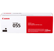 ~Brand New Original Canon 3016C001  (055) Black Laser Toner Cartridge