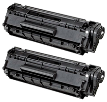 PACK of 2-CANON 104 Laser Toner Cartridge