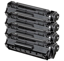 PACK of 4-CANON 104 Laser Toner Cartridge