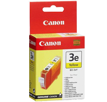~Brand New Original CANON BCI-3eY YELLOW INKTANK