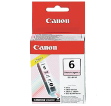 ~Brand New Original CANON BCI6PM INK / INKJET Cartridge Photo Magenta