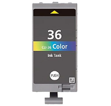 CANON CLI36 INK / INKJET Cartridge Tri-Color